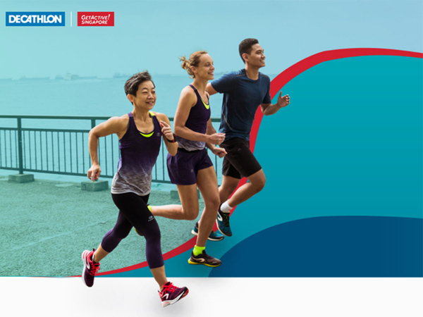 Fitness Events in Singapore