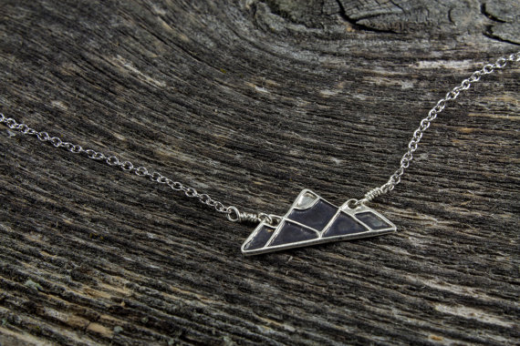 Hiker Gift Idea Mountain Jewelry