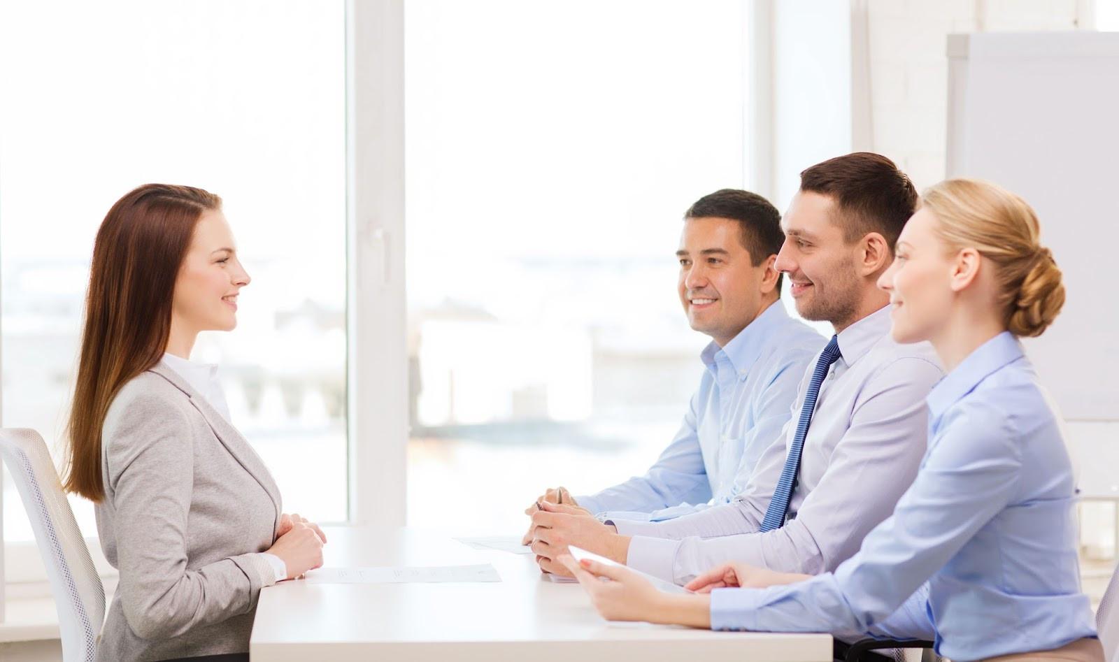 Chi tiết 3 bước tạo ấn tượng tốt trong phỏng vấn xin việc
