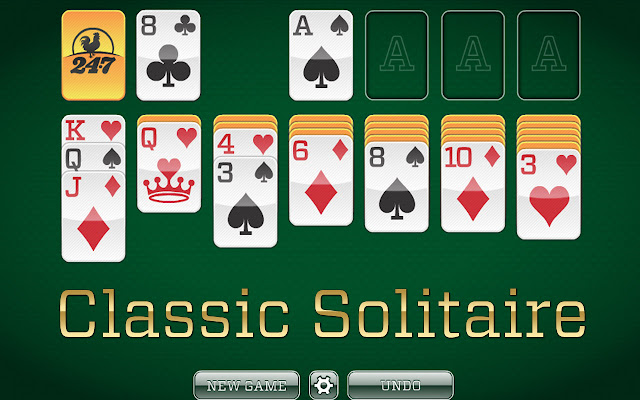 spider solitaire card game 247
