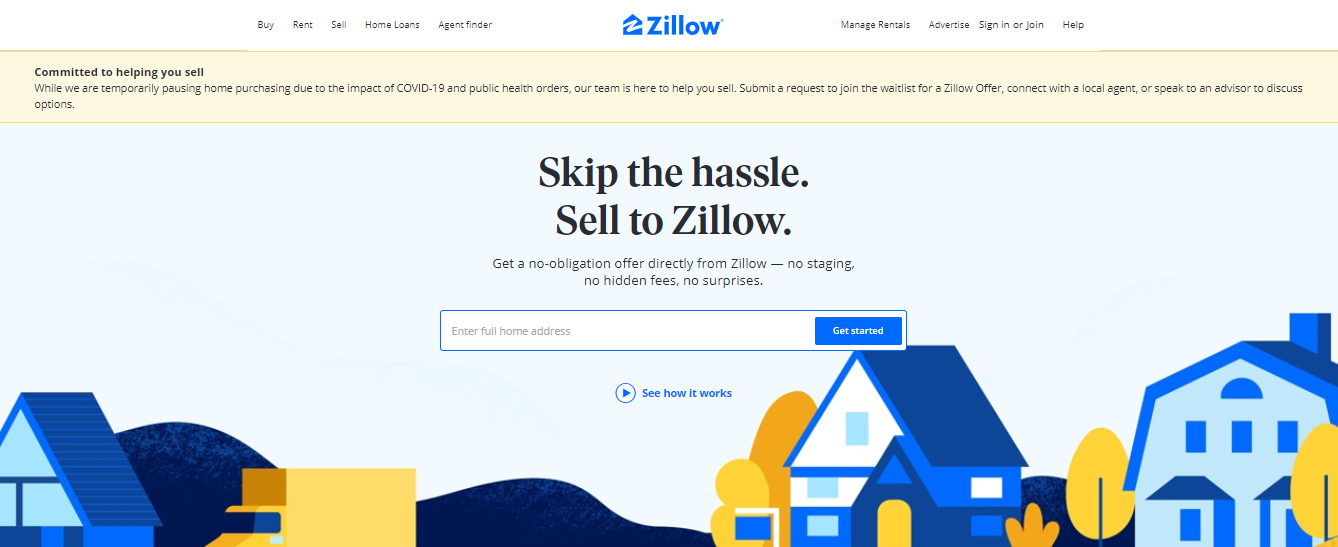 How to build a real estate website: Zillow Property Posting