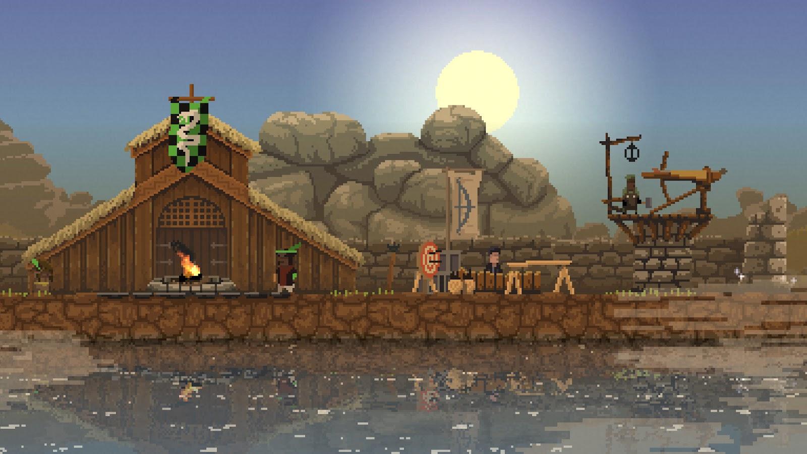 Kingdom: New Lands Steam'de