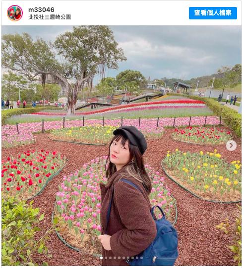 2021 台北賞花 北投三層崎公園