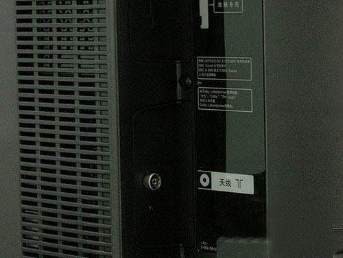 RF 输入接口