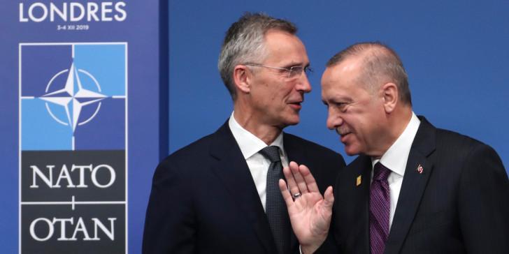 Τουρκία: Επικοινωνία Ερντογάν-Στόλτενμπεργκ για την Ανατολική Μεσόγειο | ΚΟΣΜΟΣ | iefimerida.gr