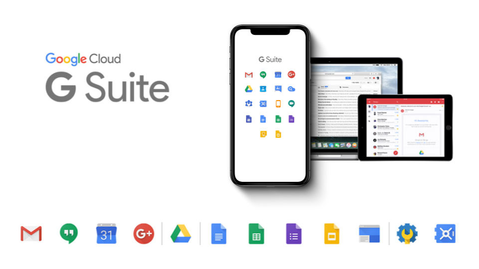 Home Office App G Suite