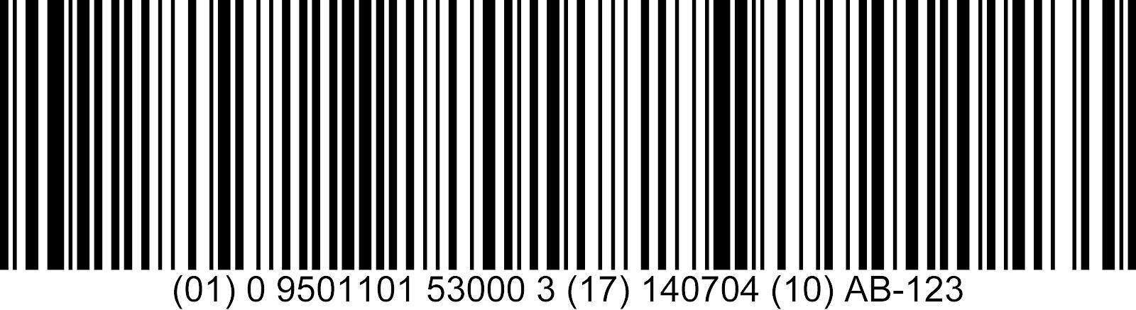 mã vạch hàng Trung Quốc