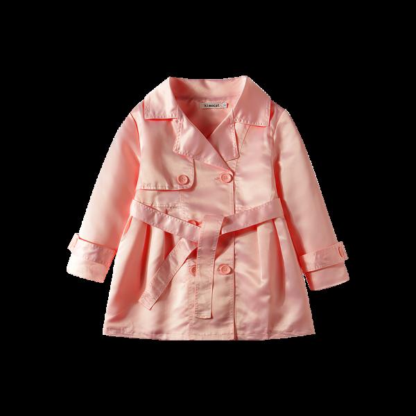 Toddler Girl Lovely Long Coat
