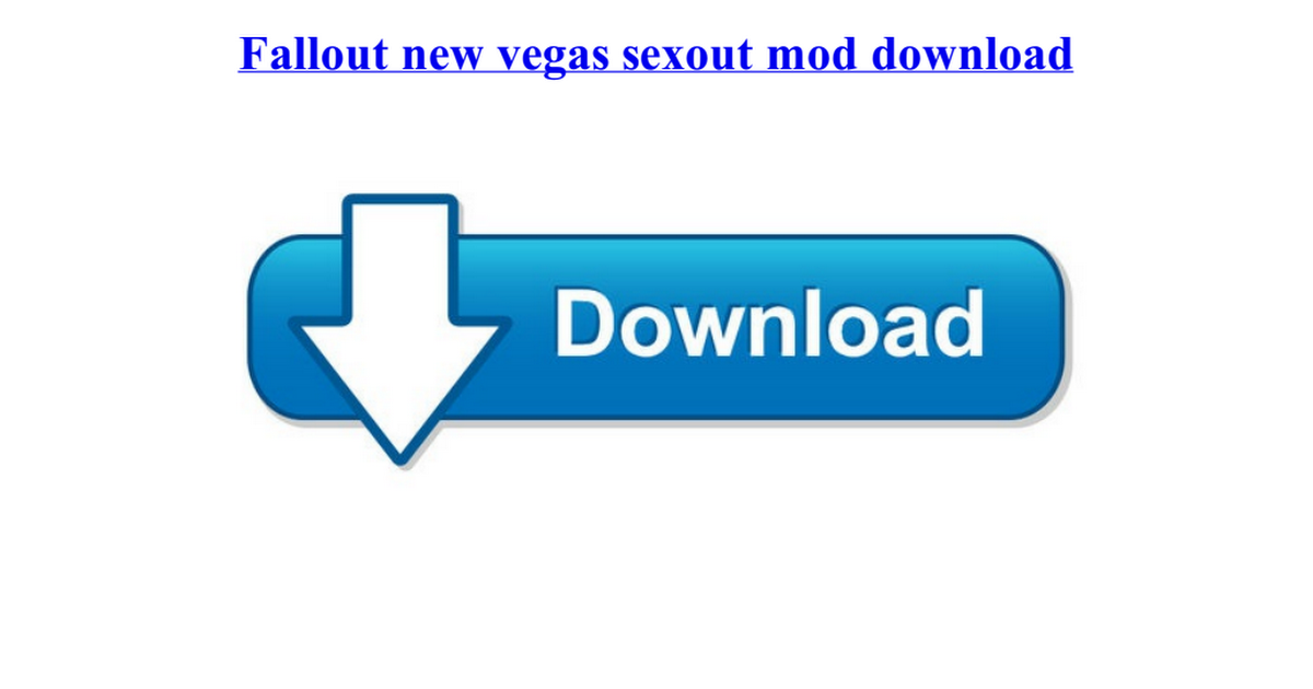 Vegas fallout sexout new Where is
