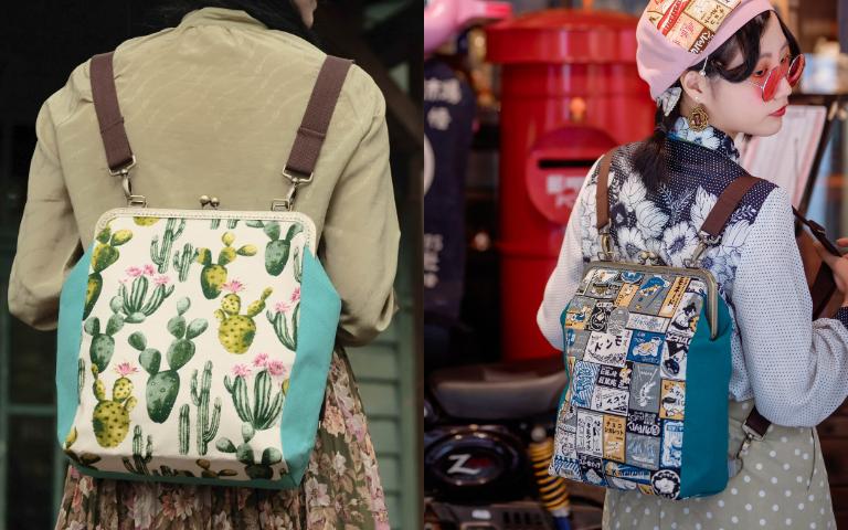 2021 女 後背包推薦 設計