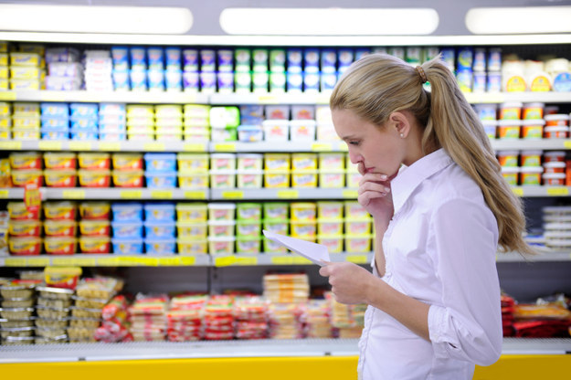 Going to the supermarket without a shopping list? Utter chaos.