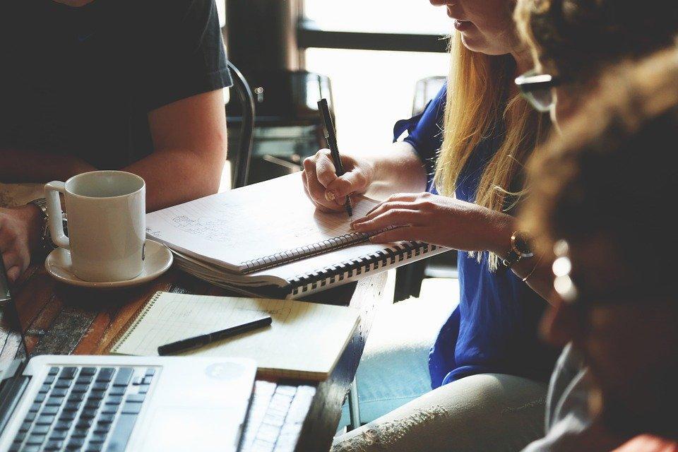Startup, Meeting, Brainstorming, Business, Teamwork