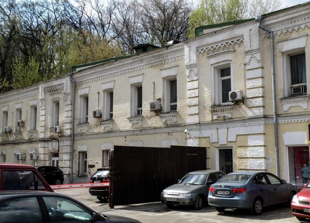 demolished buildings kyiv 09 1024x737 - <b>В Киеве активно сносят историческую застройку.</b> Вот 25 зданий, которые мы уже потеряли или скоро можем потерять - Заборона