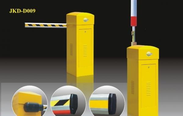 Cấu tạo sơ bộ thiết bị barier tự động