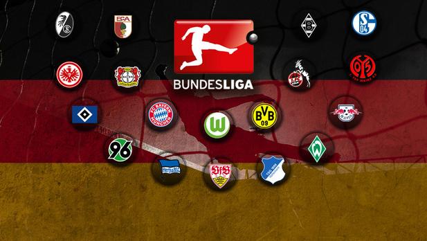 O de todo idôneo campeonato alemão