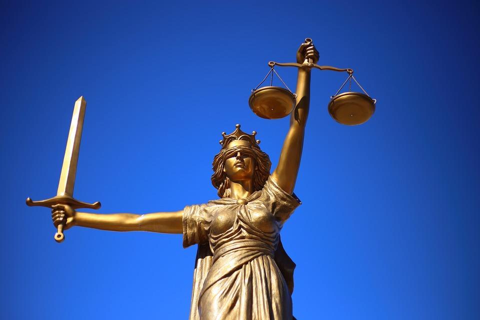 Justiça, Estátua, Senhora Justiça, Mitologia Grega