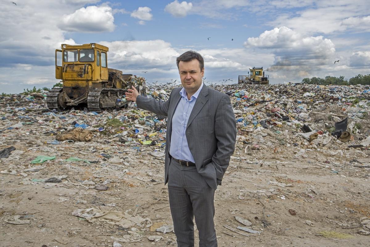 Андрей Грищинский, директор предприятия Киевспецтранс