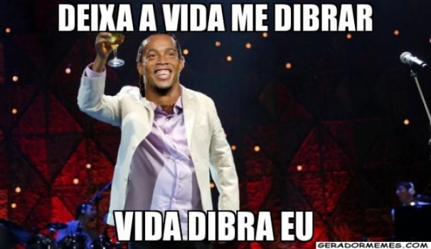 Ronaldinho Gaucho dibre