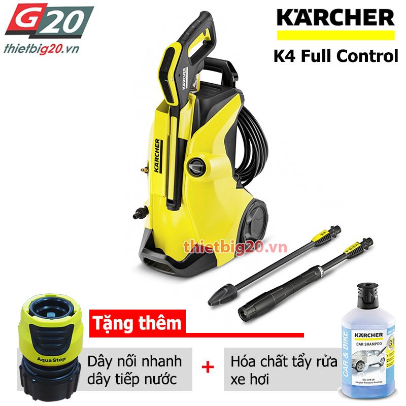Tại sao nên sử dụng máy phun nước mini Karcher - 221192
