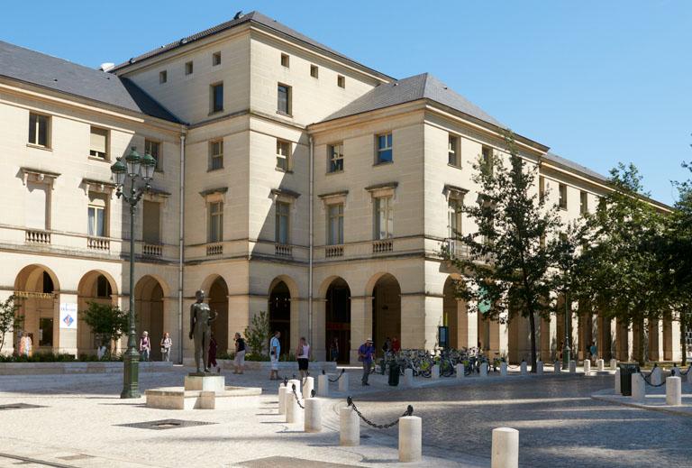 Palais des Beaux-Arts à Orléans