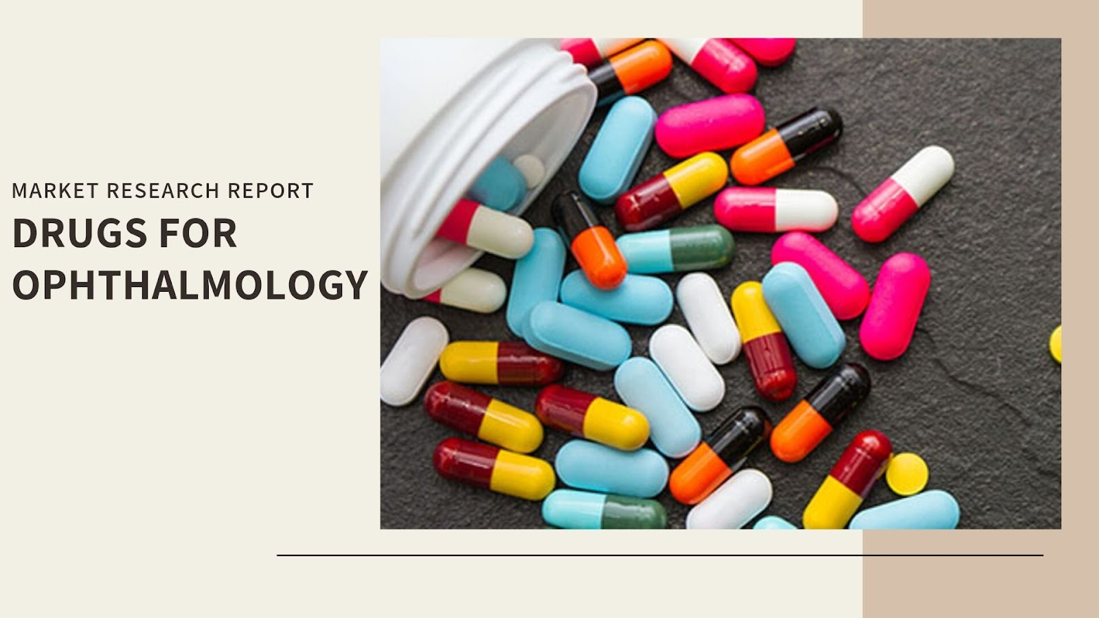 Drugs For Ophthalmology Market Analysis Outlook