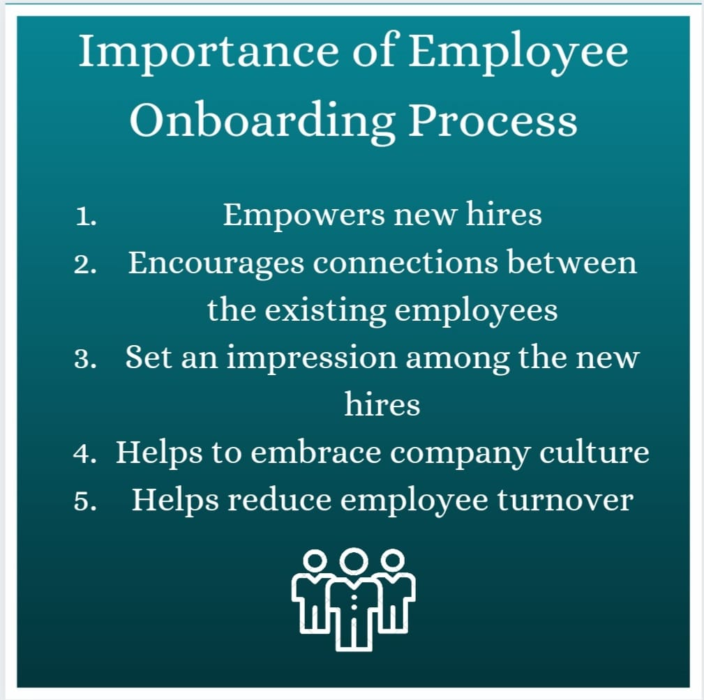 Employee Onboarding Process