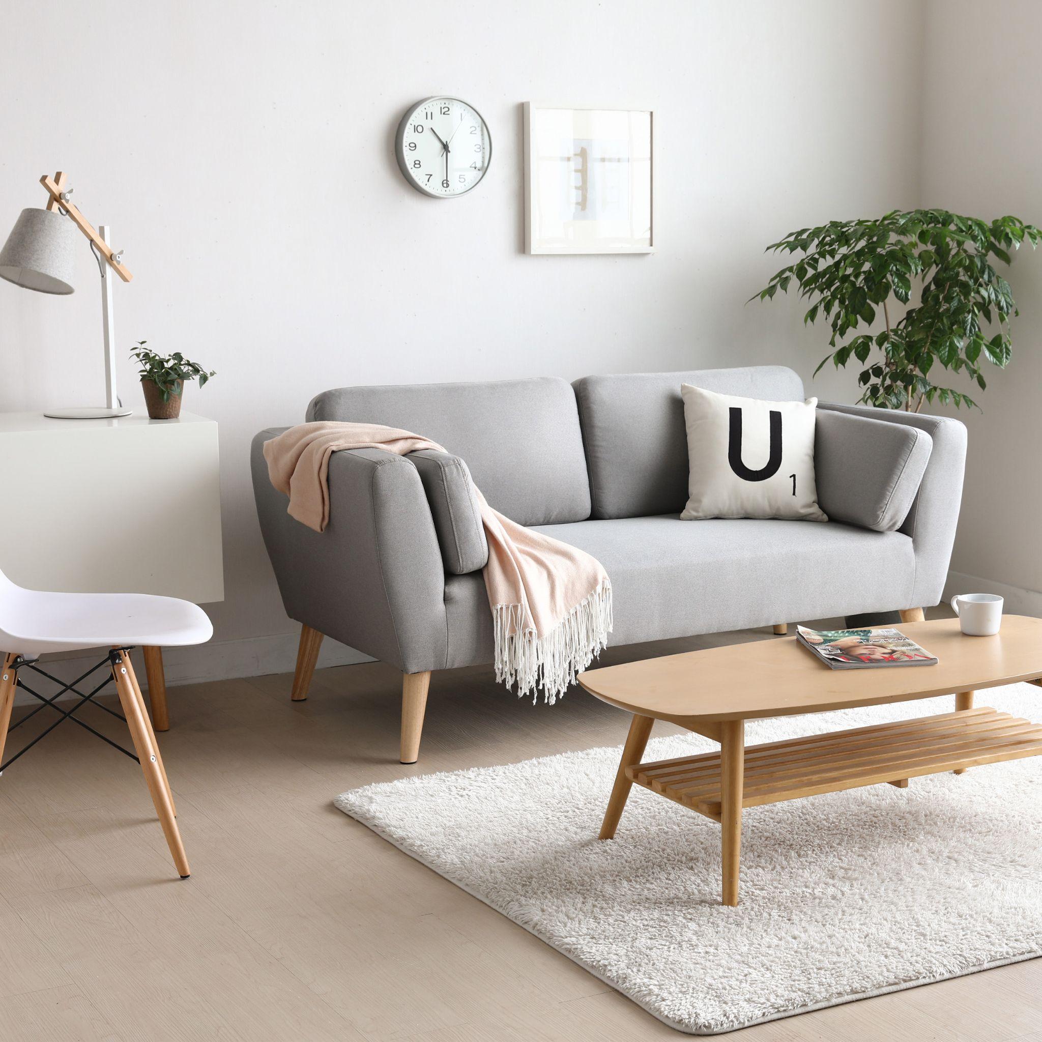 Sofa Evy al estilo Lagom