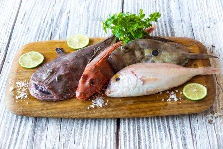 Vis uit de Mediterranee