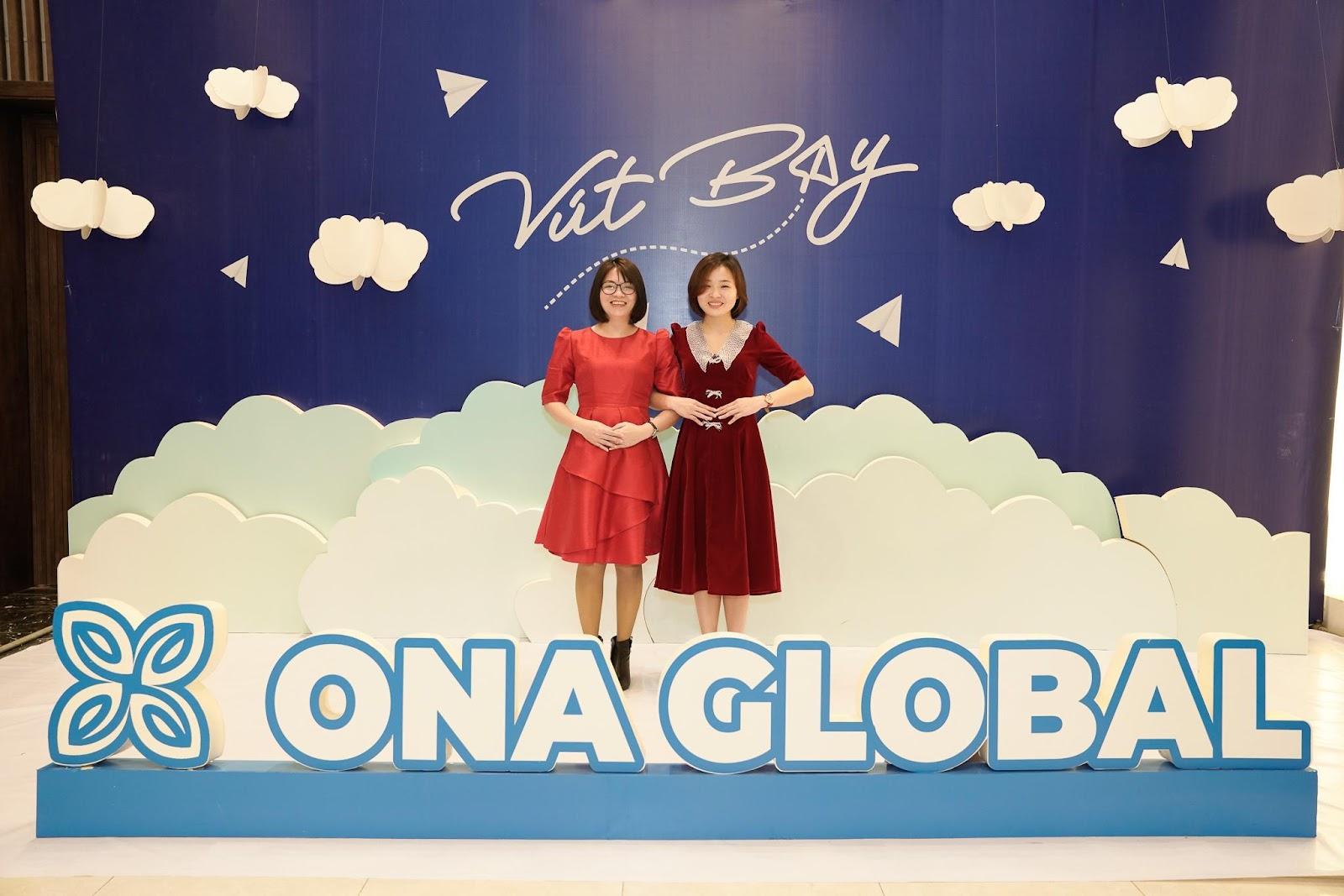 """Ona Global: Vỡ òa cảm xúc trong đại tiệc cuối năm """"hành trang vút bay"""" - Ảnh 10"""
