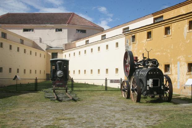 Museo del Ex-Presidio de Ushuaia