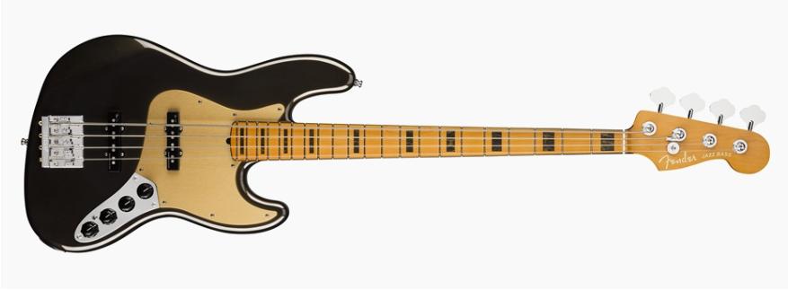 1. Fender American Ultra Jazz Bass