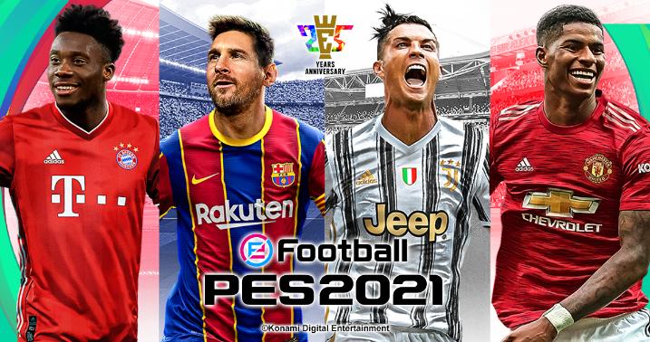 PES mobile 2021 | eFootball PES 2021