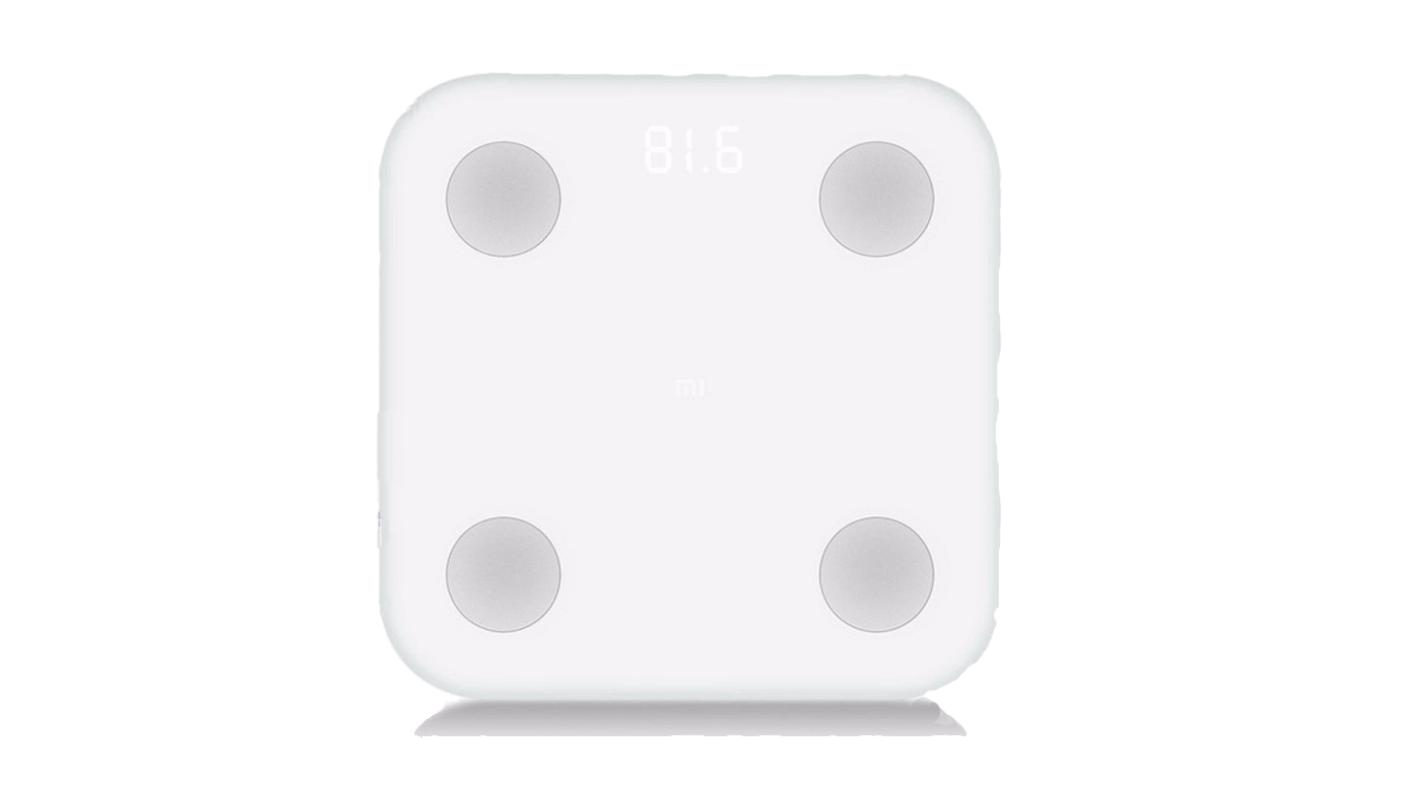 1. Xiaomi scale Mi Body Composition Scale 2