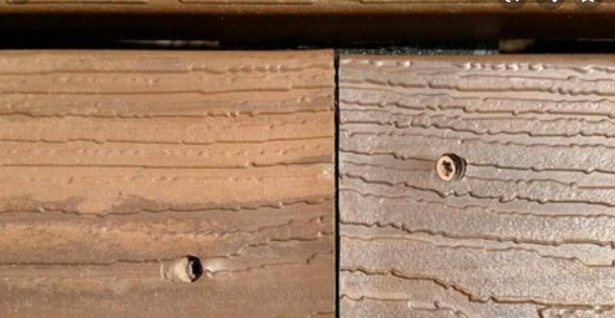 decking fascia