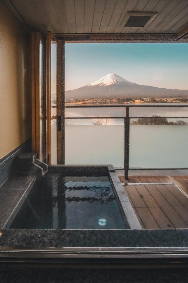 japanskt badrum