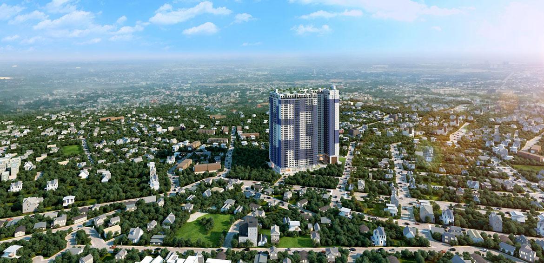Dự án bất động sản C River View