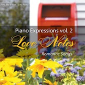 Piano Expressions Vol. 2 - Love Notes - Romantic Songs