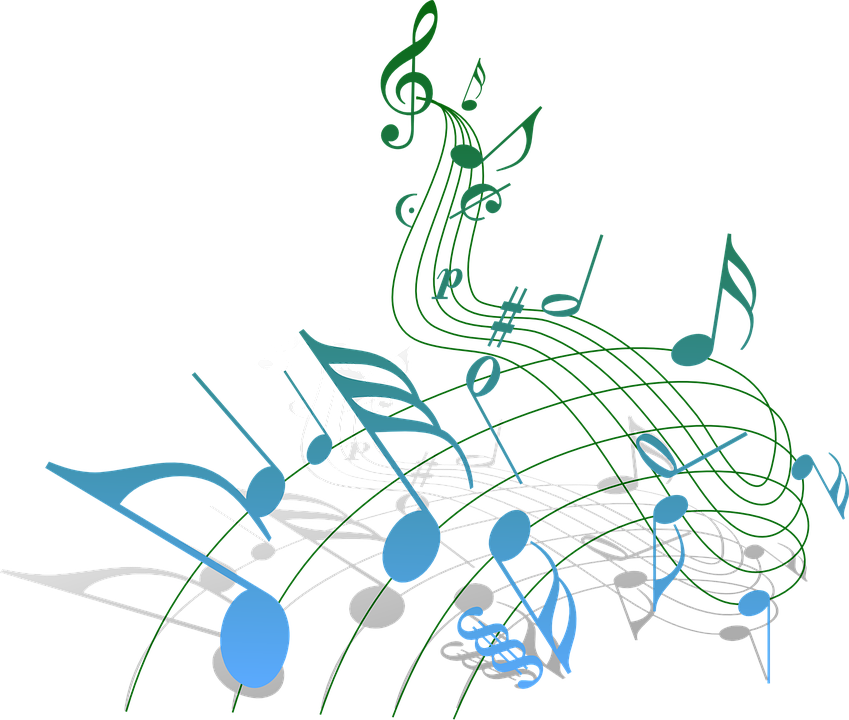 Music, Notes, Clef