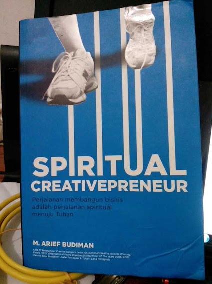 Spiritual Creativepreneur