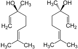 260px-Linalool_Enantiomers_Structural_Formulae.png