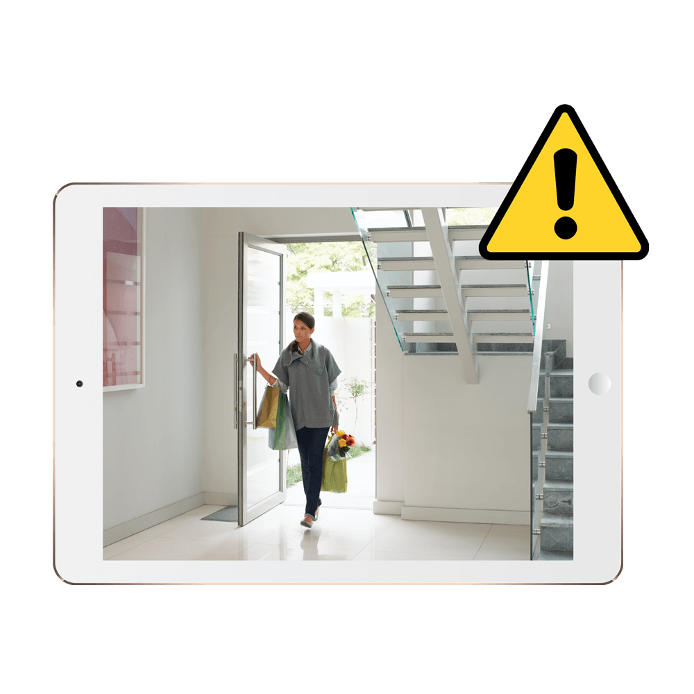 Motion detection & other smart monitoring