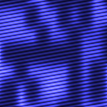 Lines Abstract Background blue light on black