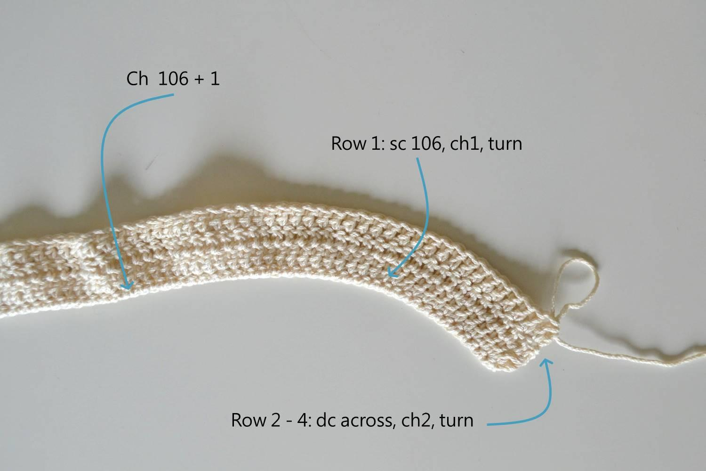 Sunburst Top—Free Crochet Pattern