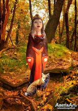 Bhamba, la diosa del Otoño
