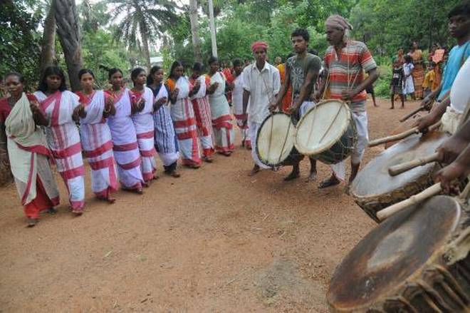 Santhal(Santal) Tribe