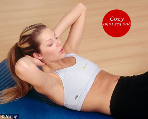 Bạn có thể không biết nhưng áo lót tập thể thao nữ có thể giúp bạn giảm cân đấy!