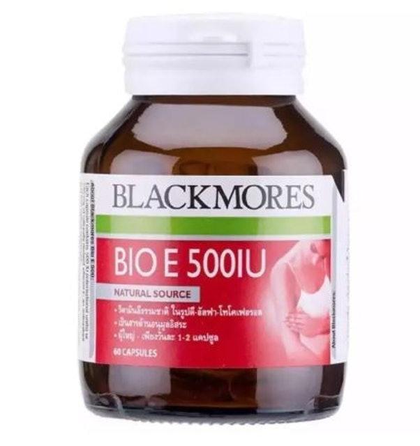 2. BLACKMORES สูตร BIO E 500IU Natural Source