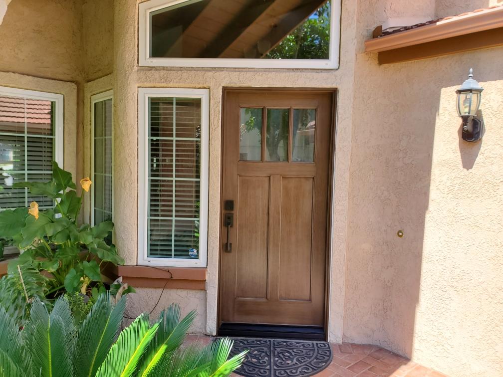 beautiful door by TED