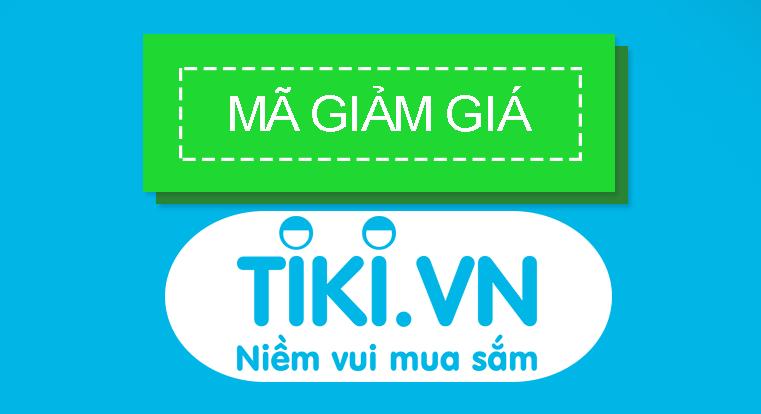 Cập nhập các mã giảm giá mới từ Tiki