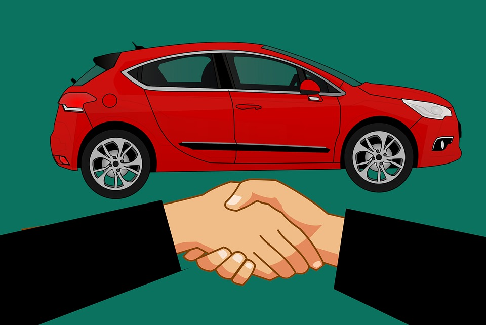 sell cars in dealer only auctions with a wholesale dealer license